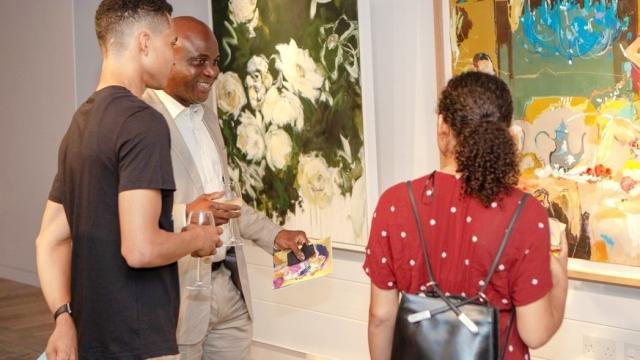 Carolina Piteira Exhibition The Auction Collective x Degree Art (11)