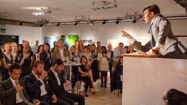 Carolina Piteira Exhibition The Auction Collective x Degree Art (7)