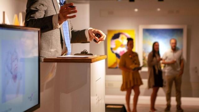 Carolina Piteira Exhibition The Auction Collective x Degree Art (9)