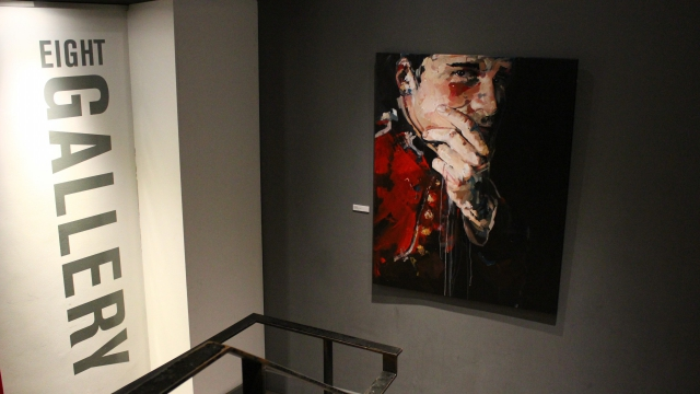 Carolina Piteira Exhibition Behind The Red Curtain (5)