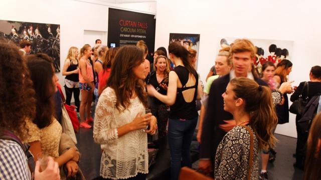 Carolina Piteira Exhibition Curtain Falls (23)