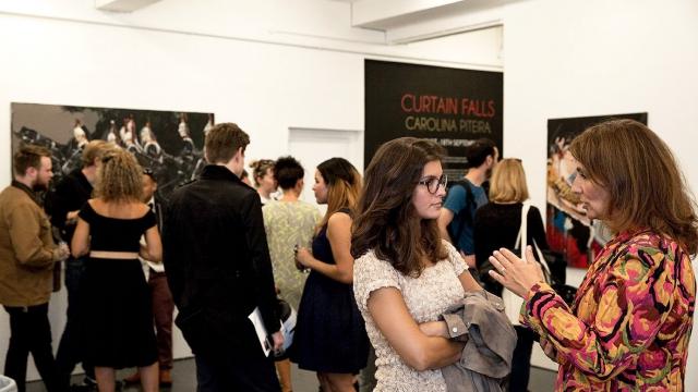 Carolina Piteira Exhibition Curtain Falls (8)