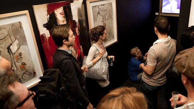 Carolina Piteira Exhibition Curtain Falls (17)