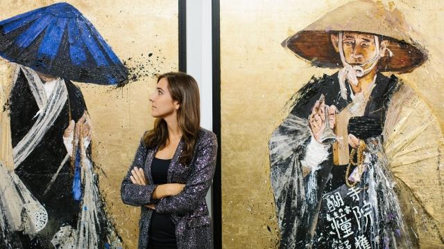 Carolina Piteira Exhibition Worlds Beyond Words (6)