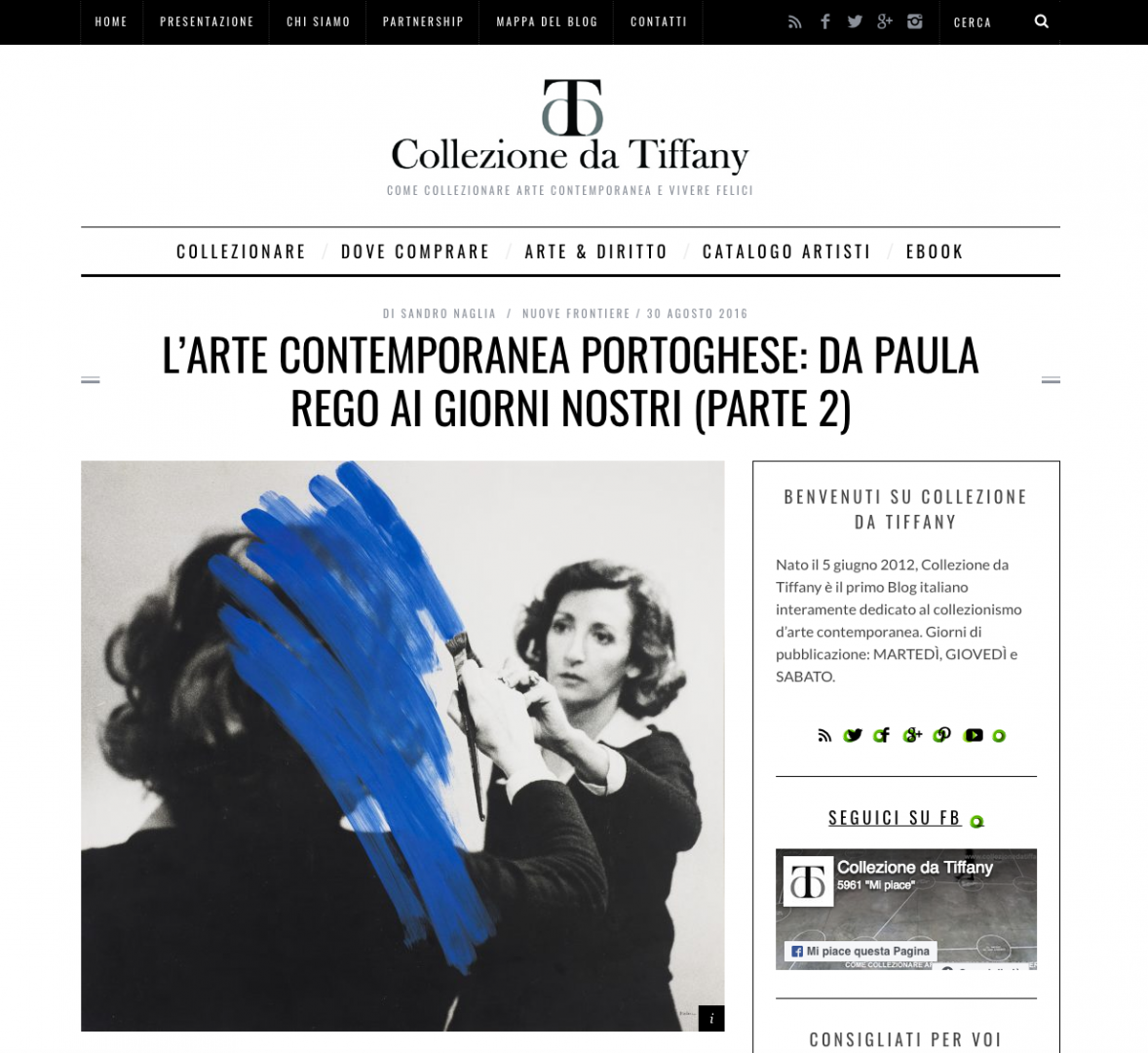 Carolina Piteira Press Collezione da Tiffany (1)