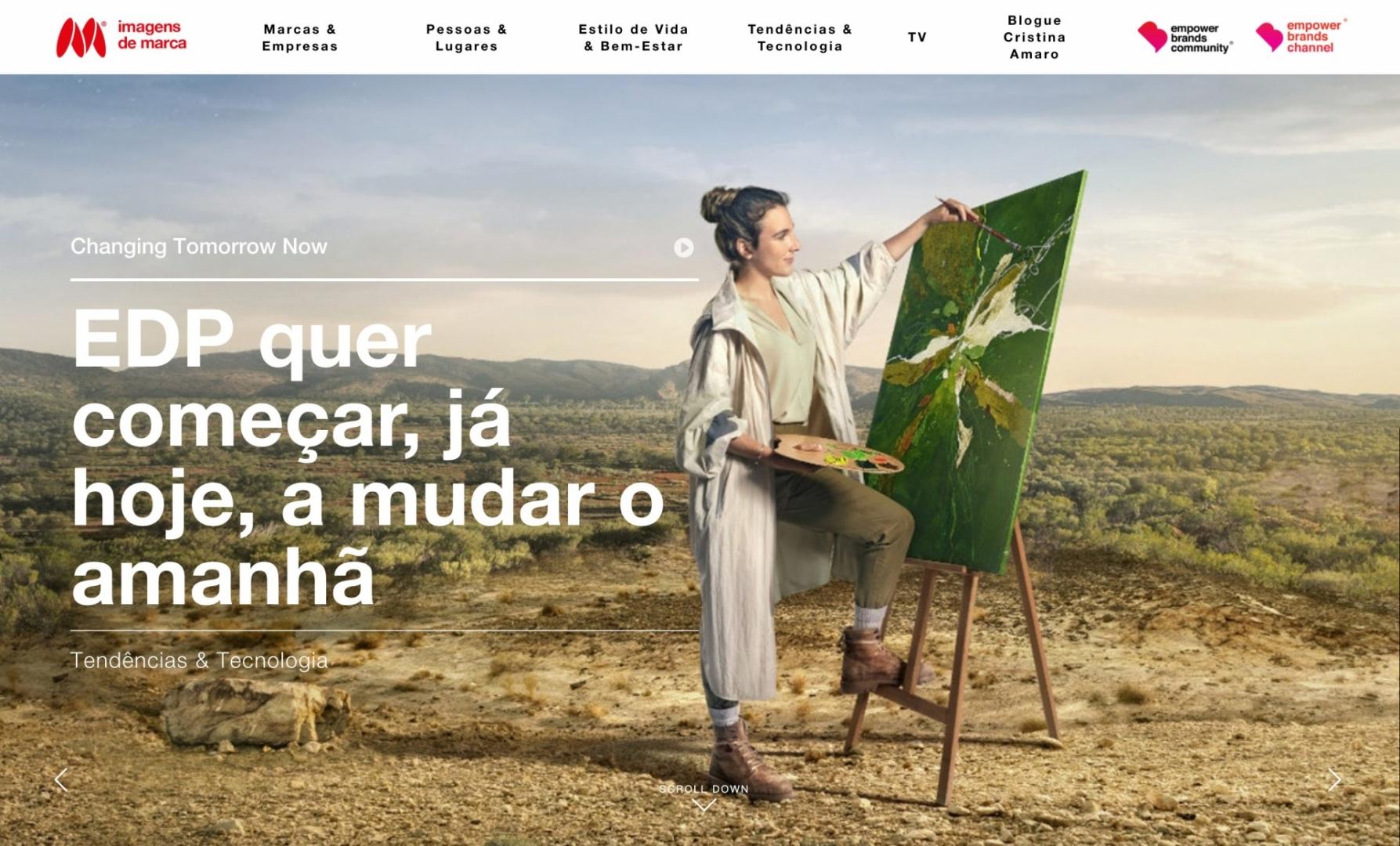 Carolina Piteira Press Imagens de Marca - EDP Changing Tomorrow Now (1)