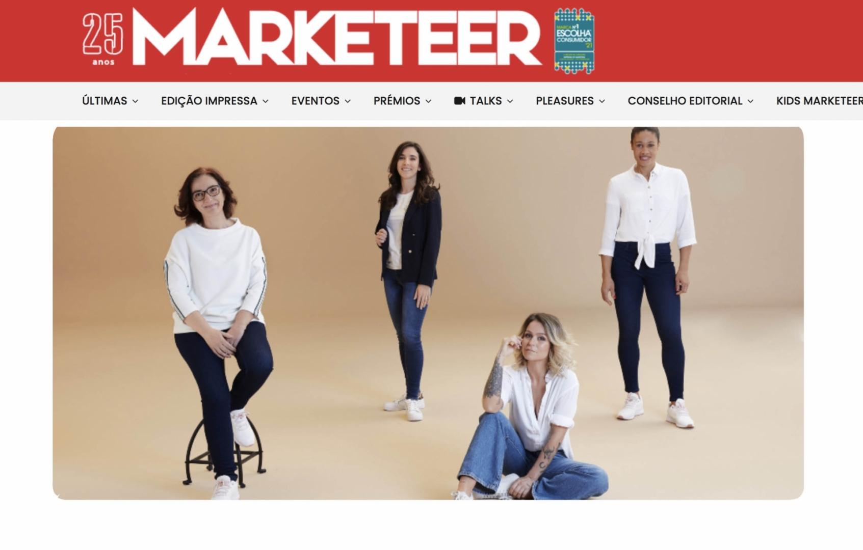 Carolina Piteira Press Marketeer - C&A dá voz a mulheres portuguesas em campanha internacional (1)
