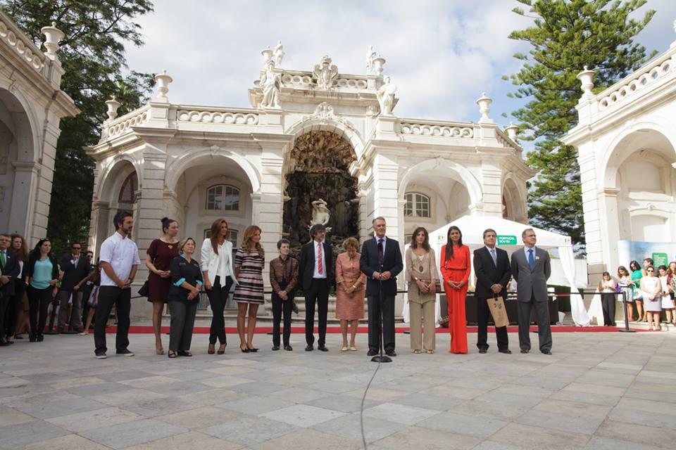 Carolina Piteira Press Portugal Sou Eu at Palácio de Belém (1)