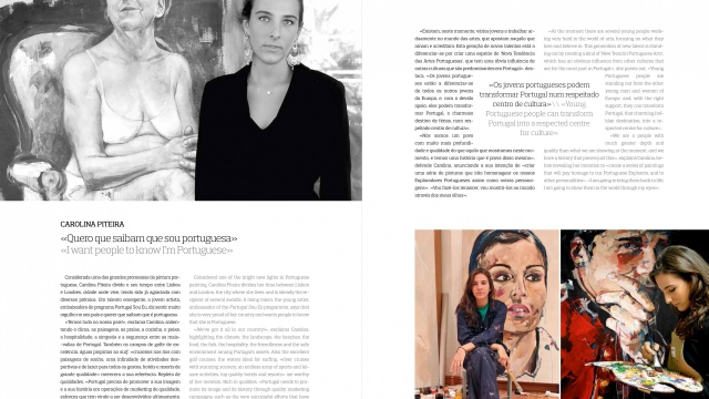Carolina Piteira Press Villas & Golfe Europe edition 76 (1)